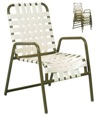 Model 11110CW Stacking Crossweave Chair