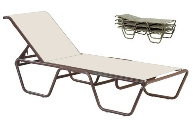 Model 11203SL Sling Chaise Lounge