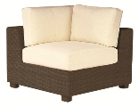 Model WCS511021 All Weather Wicker Corner Sectional