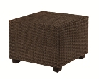 Model WCS511201 All Weather Wicker End Table