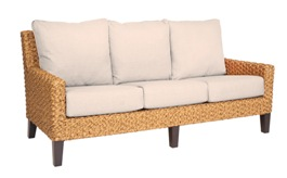 Model WCS520031 All Weather Wicker Sofa