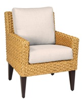 Model WCS520511 All Weather Wicker Dining Chair